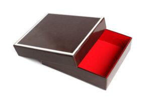 四角形の貼り箱制作事例