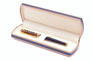 ボールペン・万年筆を入れる箱製作事例